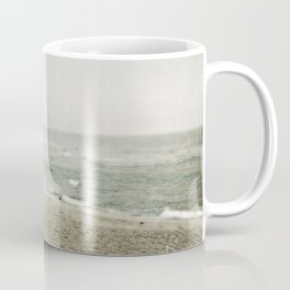 Lifeguard Chair at Dawn Coffee Mug