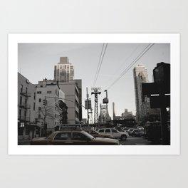 NYC 4 Art Print