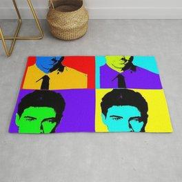 Matt Cohen Pop Art Rug