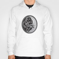 fire emblem Hoodies featuring Bull Emblem by taiche