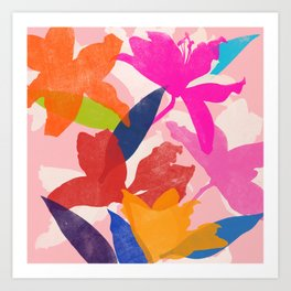 lily 16 Art Print