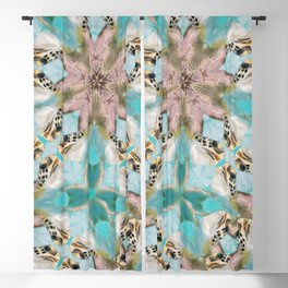 Baby Sea Turtle Blackout Curtain