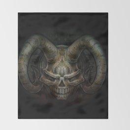 Darko Day Off Throw Blanket