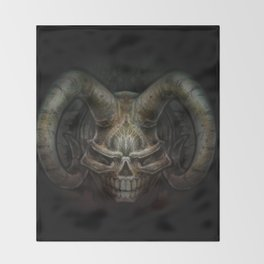 Darko Day Off Throw Blanket