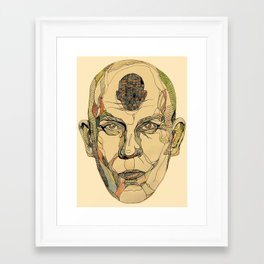 Being John Malkovich Framed Art Print