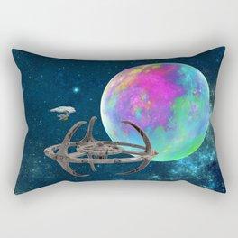 Badlands Rectangular Pillow