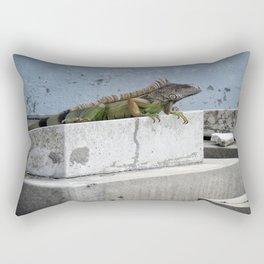 IGGY the Iguana  Rectangular Pillow