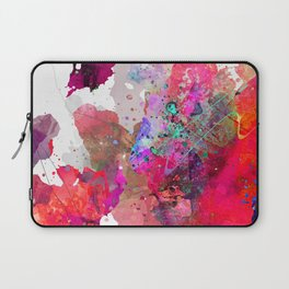 to move with the times Laptop Sleeve