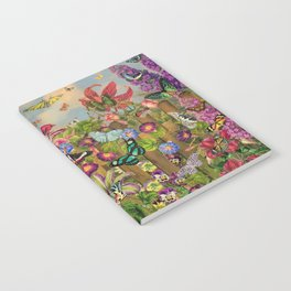 Butterfly Garden Notebook