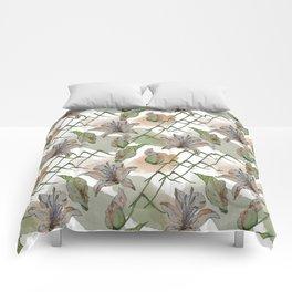 Delicate Nature Comforters
