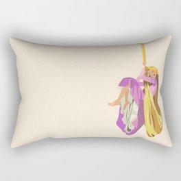 Rapunzel: Almost free Rectangular Pillow