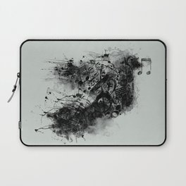 THE LONELY BIRD SONG Laptop Sleeve