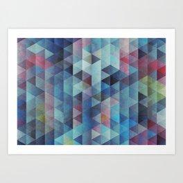 SENESCENCE Art Print