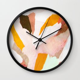 frontiers of perception Wall Clock