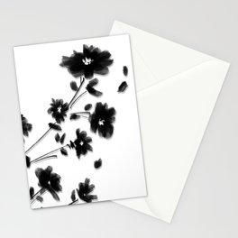 Large Daisy Design Stationery Cards
