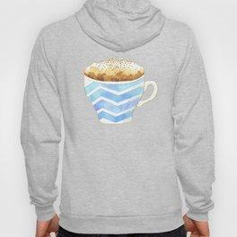 Capuccino Foam Cup Hoody
