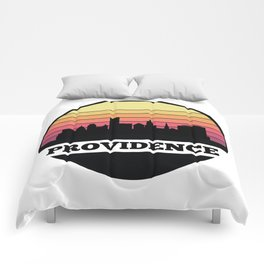 Providence Skyline Comforters