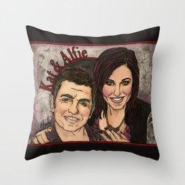K&A Throw Pillow