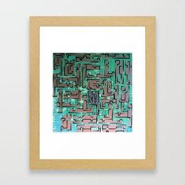 robosutra Framed Art Print