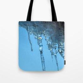 Ice Photo 2 Tote Bag