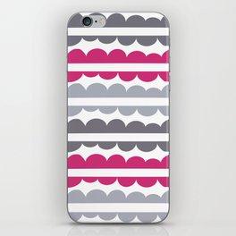 Mordidas Pink Yarrow iPhone Skin