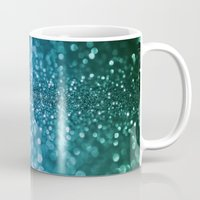 bisexual Mugs featuring Foam on the sea by Better HOME