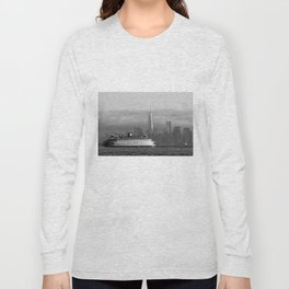 Ferry & Freedom Tower Long Sleeve T-shirt