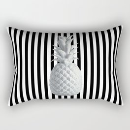 Black and White Anana | #society6 | Pineapple Rectangular Pillow