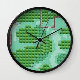 Gamers Have Hearts - Safari Wall Clock