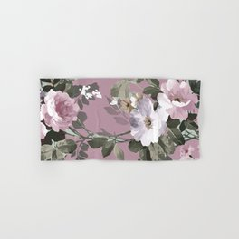 The perfect flowers for me 12 Hand & Bath Towel