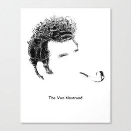 The Van Nostrand Canvas Print