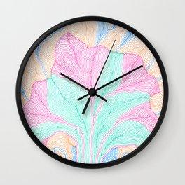 Tree On Air Wall Clock