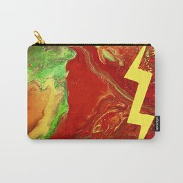 Psychedelic Rock Carry-All Pouch