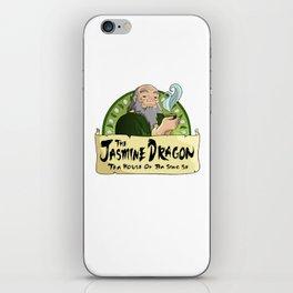 The Jasmine Dragon Tea House iPhone Skin