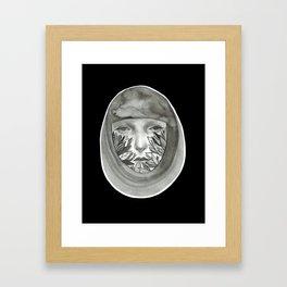 Woman (Free yourself) Framed Art Print