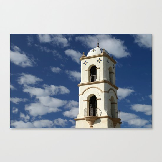 Ojai Tower Canvas Print