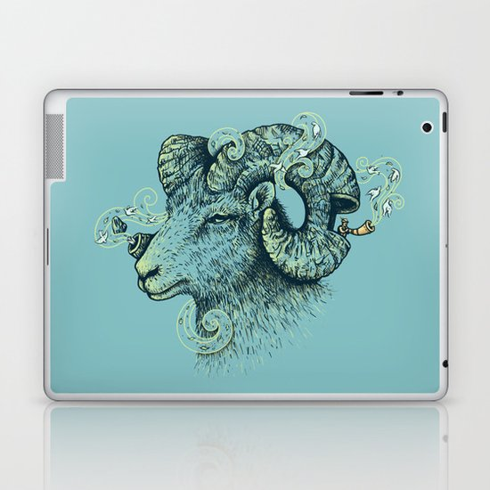 Big Horn Invocation Laptop & iPad Skin