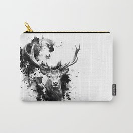 Once upon a Stag Carry-All Pouch