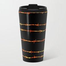 Barbed wire Travel Mug