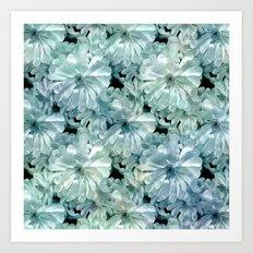 Succulent Pattern VIII Art Print