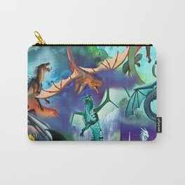 Wings-Of-Fire all dragon Carry-All Pouch