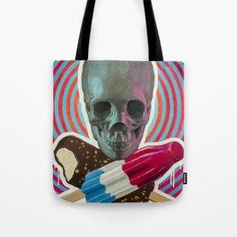 Skull x Pops Tote Bag