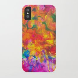 Deterministic Imperfection iPhone Case