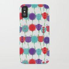 The Garden Slim Case iPhone X