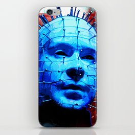 "Hellraiser Pinhead ""Angels to Some"" iPhone Skin"