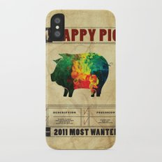 Happy pig Slim Case iPhone X