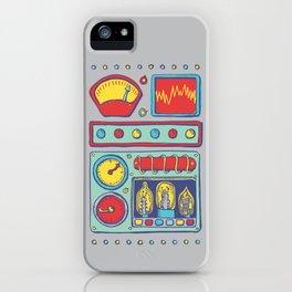 Retrobot iPhone Case
