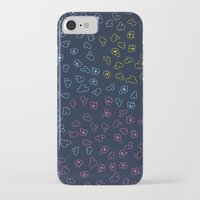 constellations iPhone & iPod Cases featuring Constellations by datavis/pwowk