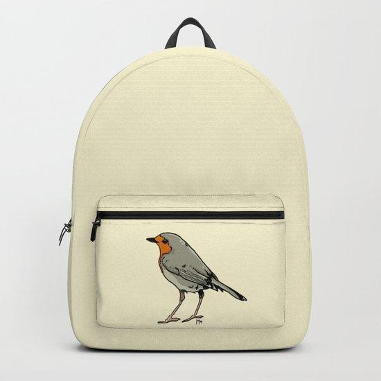Little Red Bird Backpack