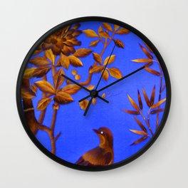 chinois 1835 Wall Clock